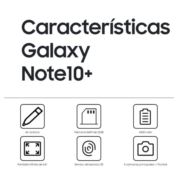 vivelaera caracteristicas samsung galaxy note 10 plus