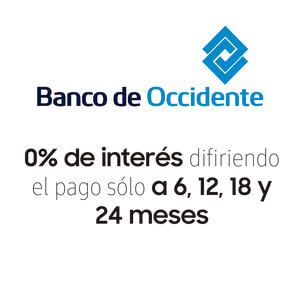 beneficio banco occidente